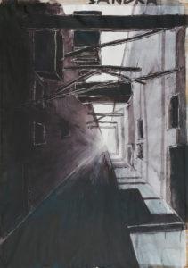 Acrylbild